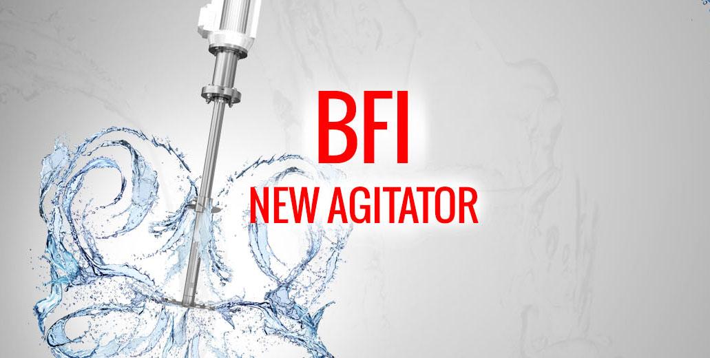 Nuevo agitador BFI