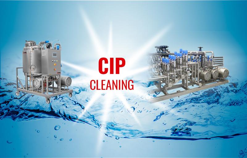 CIP INOXPA: mayor control y eficiencia del proceso de limpieza