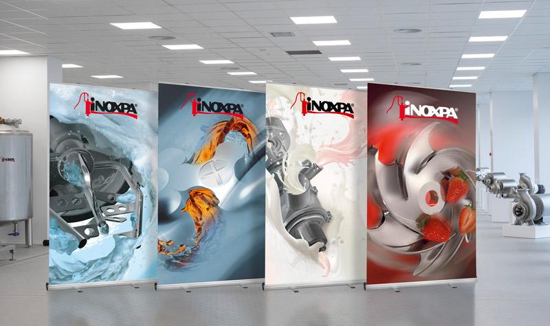 INOXPA, una marca consolidada en continua evolución