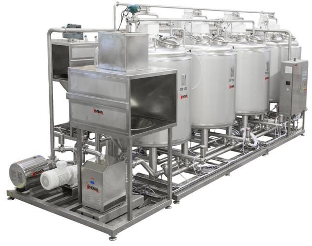 Fabricación de aromas para pastelería