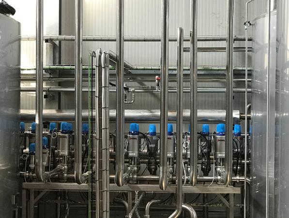 Producción de bebidas vegetales